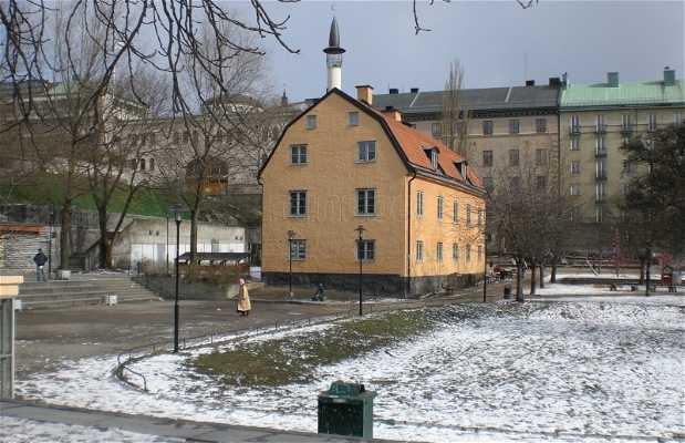 "Jardin ""Björns trädgård"""