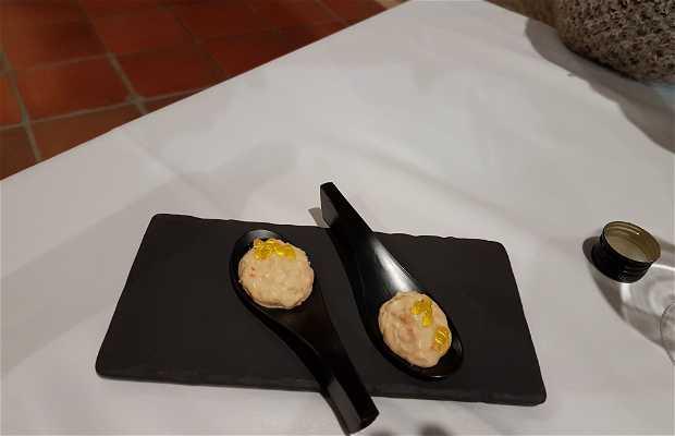 Restaurante Hotel Monumento San Clodio