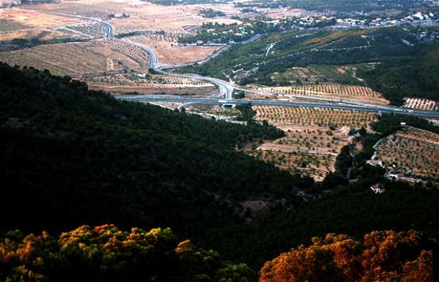 Monte de Tibi