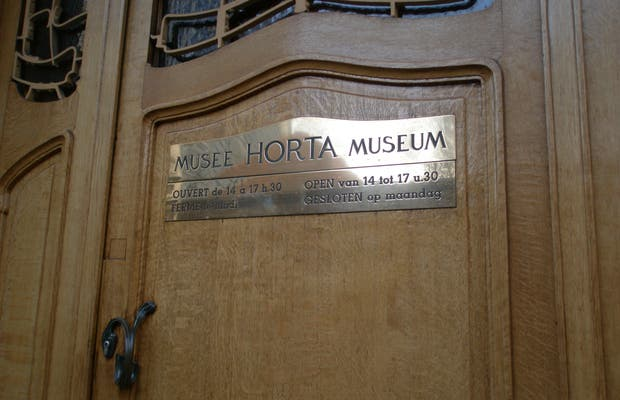 Houses of the architect Victor Horta