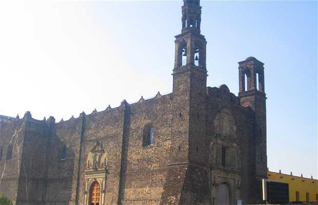 Iglesia de Santiago Tlatelolco