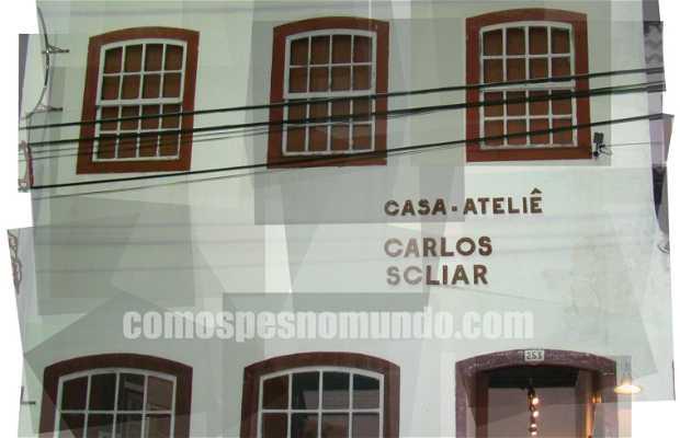 Casa-Atelie Carlos Scliar