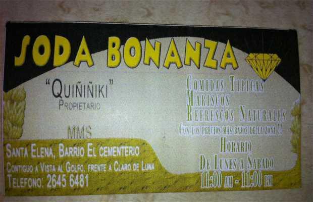 Soda Bonanza