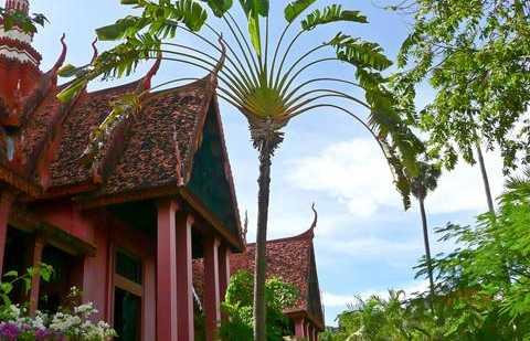 Museo Nacional de Camboja