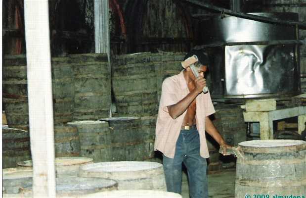 Santiago de Cuba Rum Distillery