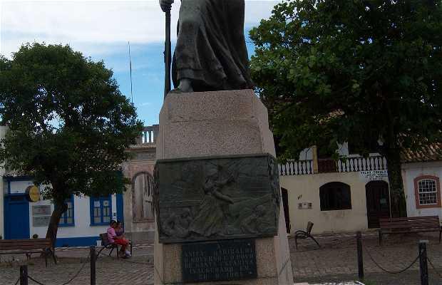 Anita Garibaldi Monument