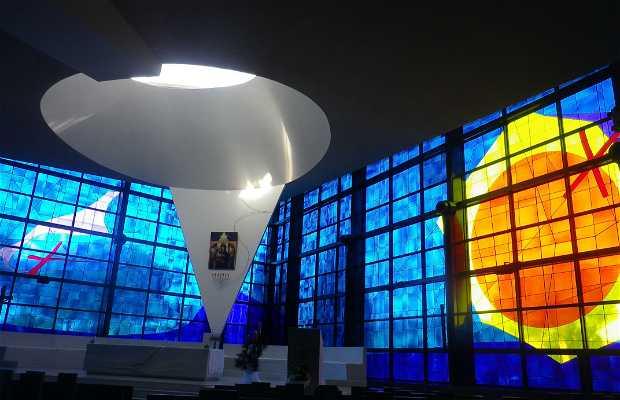 Nuevo Santuario del Divino Amor