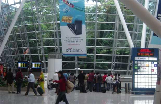 Aeroporto internazionale di Kuala Lumpur