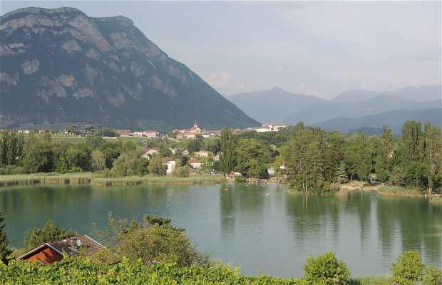 Lac de Saint André