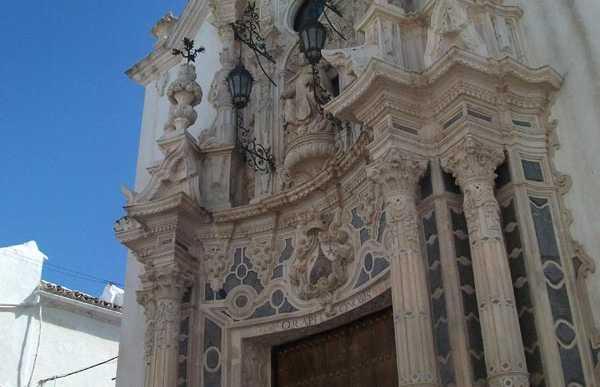 Our Ms. del Carmen Church