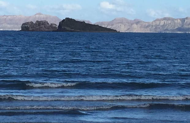 Playa El juncalito