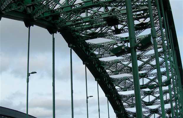 Puente de San Pedro (St. Peter's Bridge)