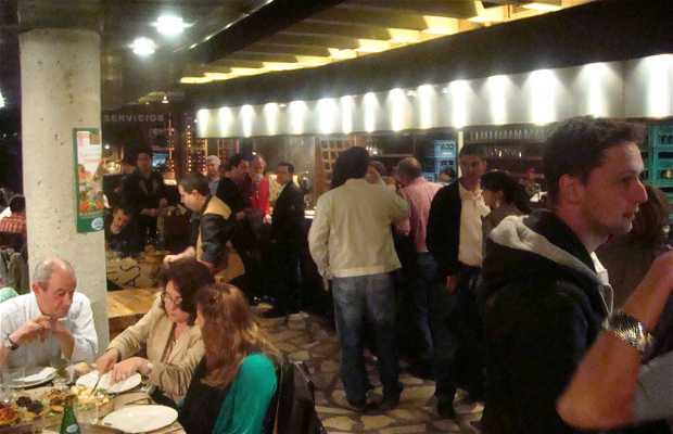 Restaurant Tierra Astur