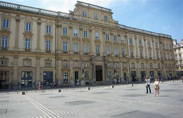 Praça des Terreaux