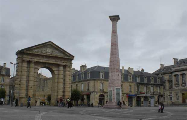 Obelisco de Mármol