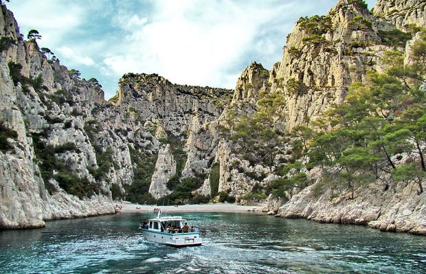 Marseille and Cassi coves