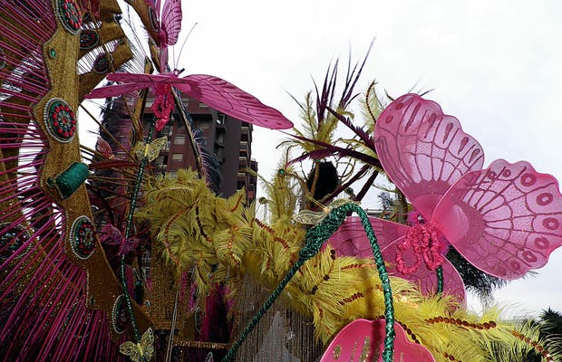 Great Parade of Málaga Carnival