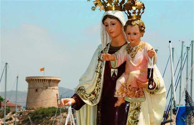 Fêtes de la Virgen del Carmen