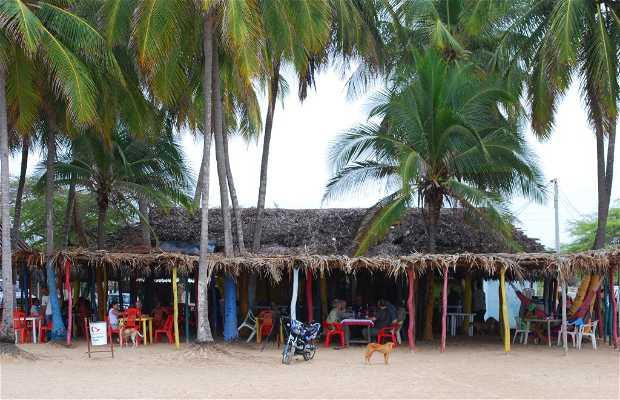 Restaurante Villa del Mar (Playa de Camarones)