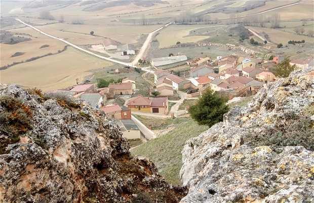 Castillo de Alcozar - Ruinas