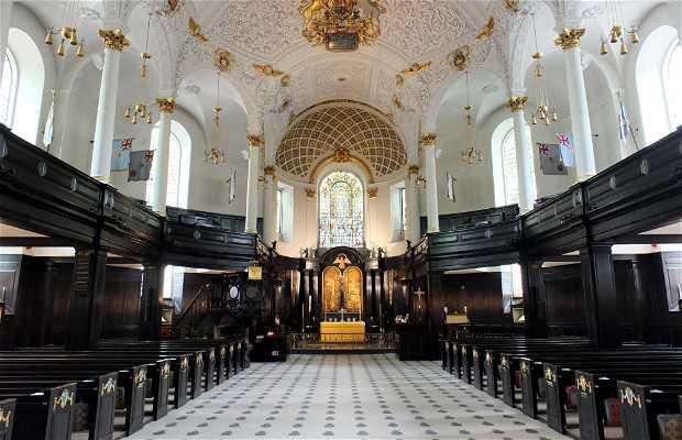 Iglesia de St. Clement Danes