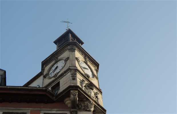 L'Horloge de St Léger