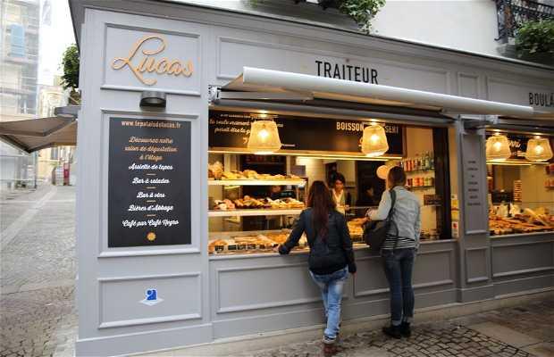 Lucas boulangerie