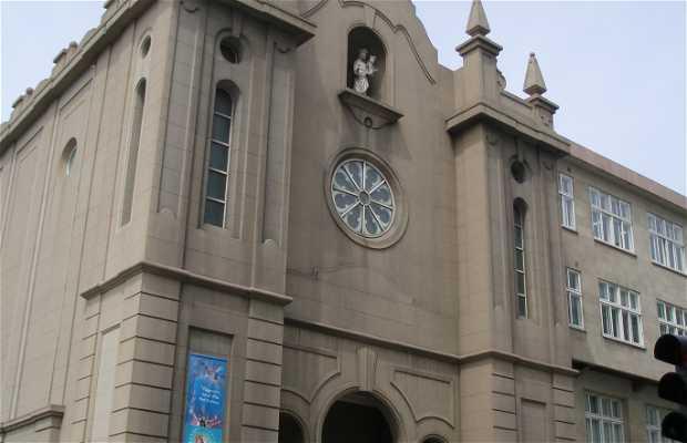paroisse de maria auxiliadora