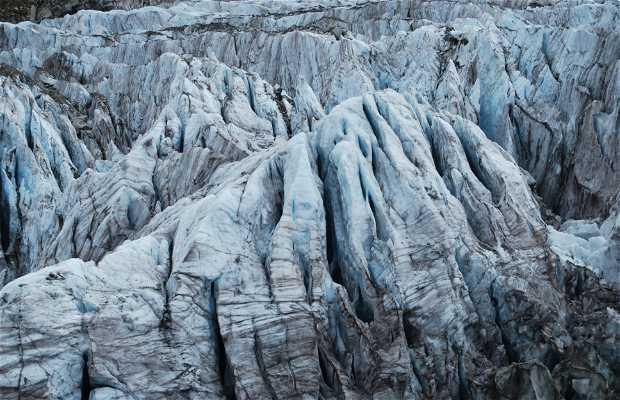 Glaciar de argentière