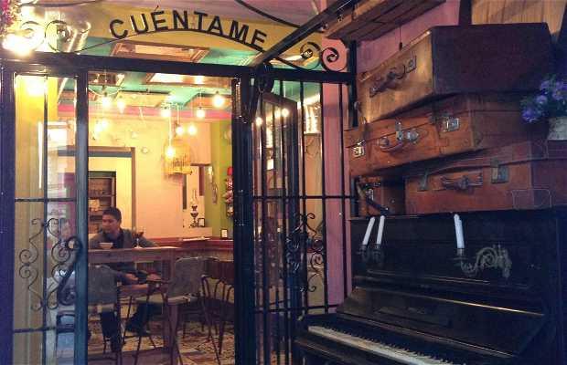 Cafetería Cuéntame
