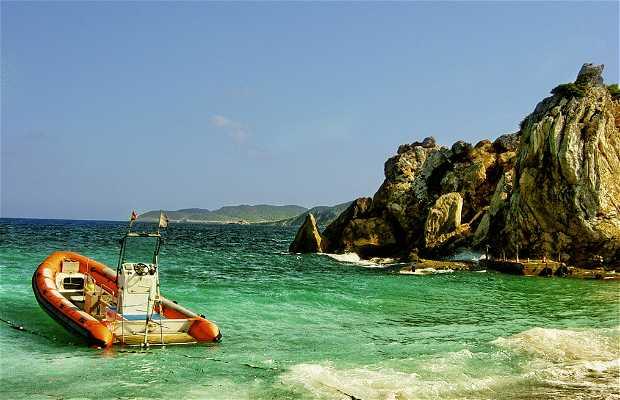 Lever de soleil à Ibiza
