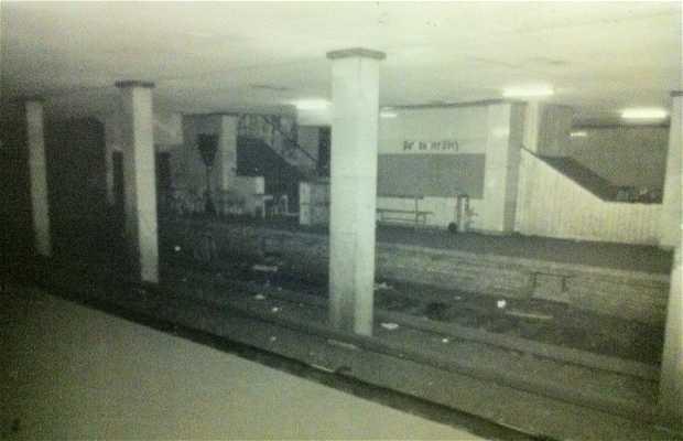 Estación fantasma Nord-bahnhof