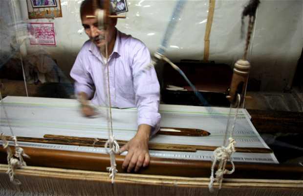 Atelier de tissage El Oued