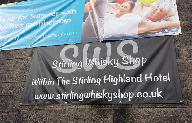 Stirling Whisky Shop (SWS)