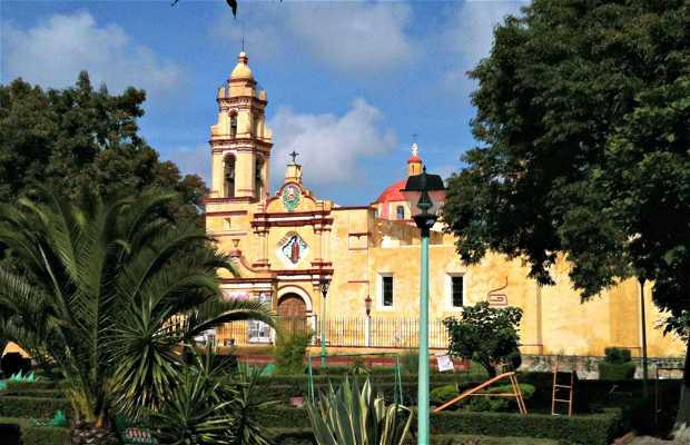 Parroquia de San Felipe de Jesús