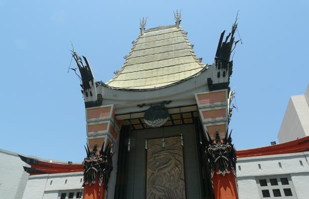 Teatro cinese di Grauman a Los Angeles