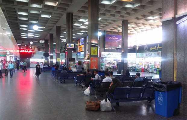 Estación de autobuses Azadi - Teherán