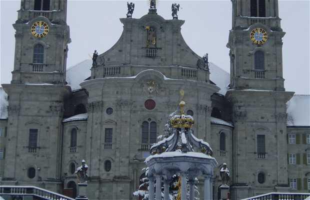 Monasterio de Einsiedeln