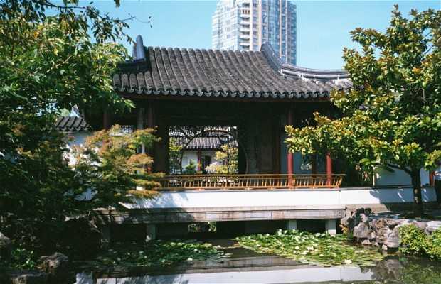 Jardin chinois classique Dr Sun Yat-sen
