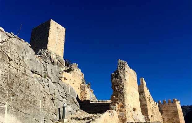 Château des Templiers de Iruela