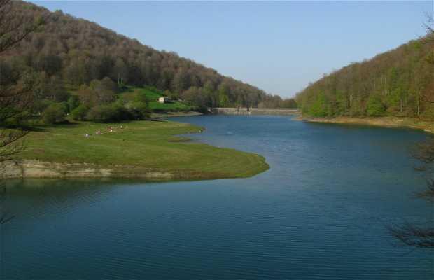 Barrages de Leurtza