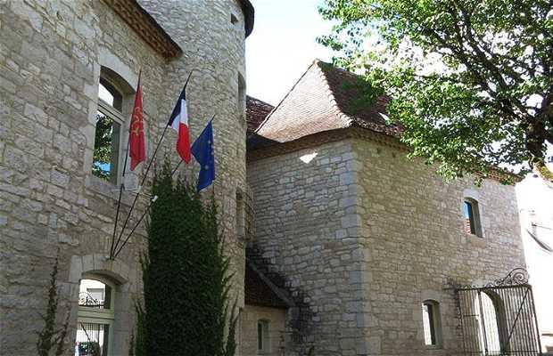 La Mairie de Gramat