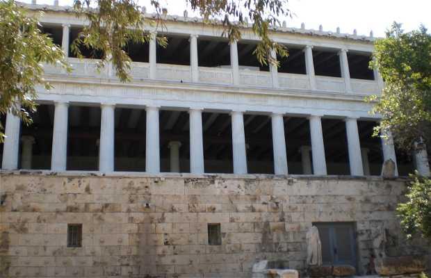 Stoa di Attalos ad Atene