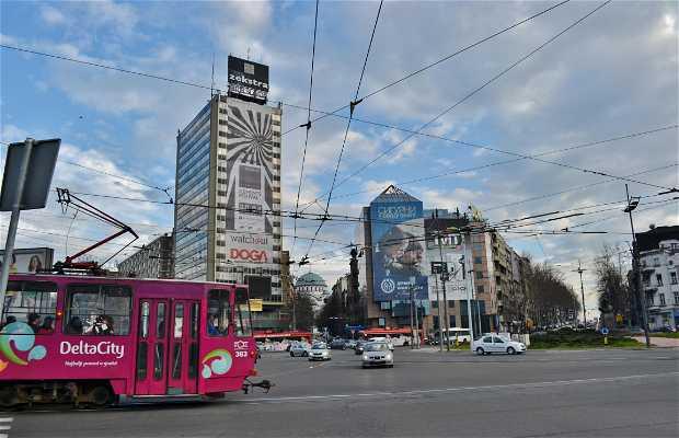 Plaza Slavija