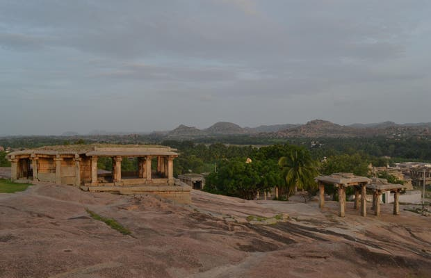 Templo de Moola Virupaksha