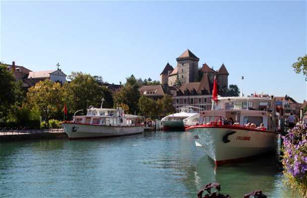 Compagnie des Bateaux du Lac d'Annecy