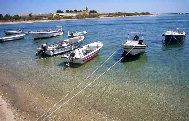 Playa de Ilha Tavira