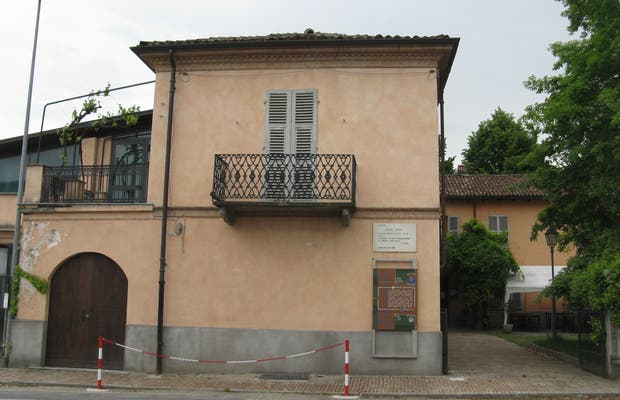 Casa Natale di Cesare Pavese