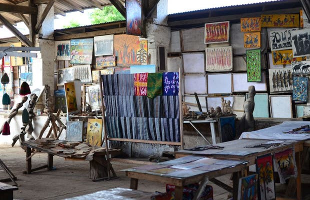 Mercado de Bagamoyo