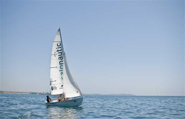 Actividades náuticas en Cambrils